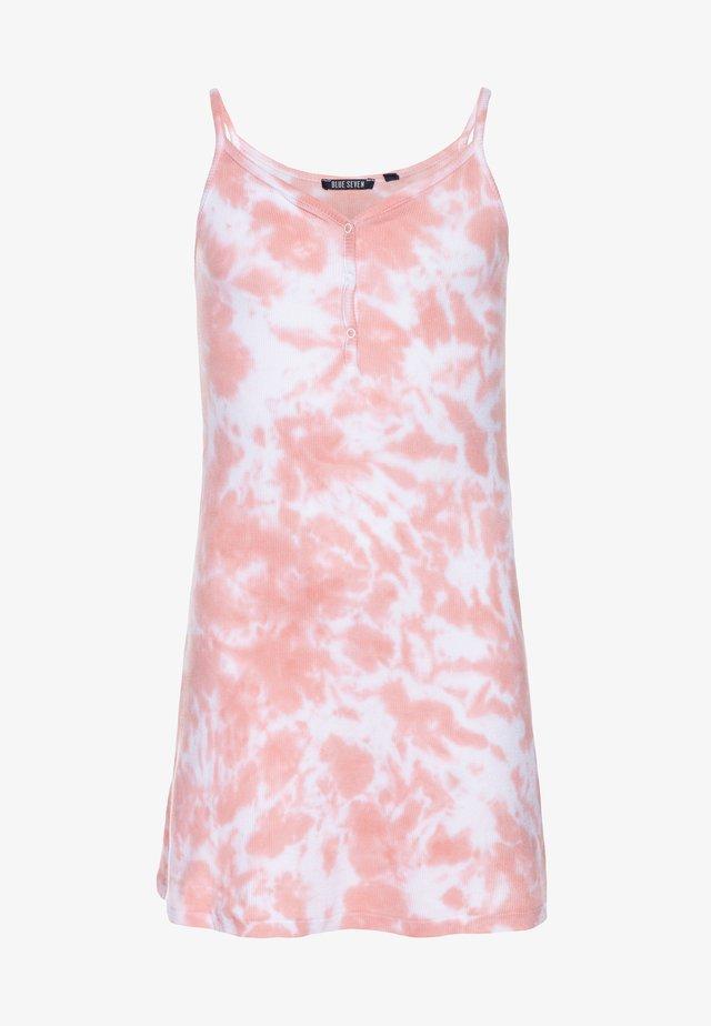 Vapaa-ajan mekko - rosa