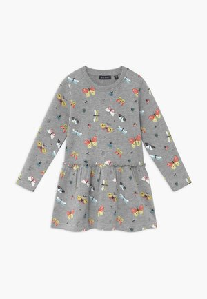 KIDS BUTTERFLIES  - Day dress - mittelgrau orig