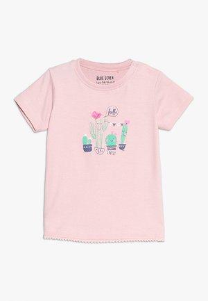 MINI BABY - T-shirts med print - rosa