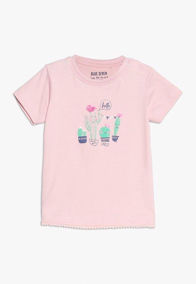 MINI BABY - T-Shirt print - rosa