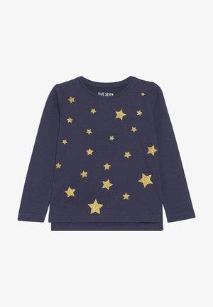 LONGSLEEVE STAR - Långärmad tröja - dunkelblau orig