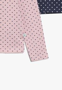 Blue Seven - 2 PACK - Långärmad tröja - rosa/dunkel blau - 4