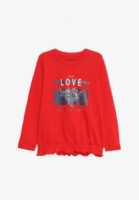 Blue Seven - Long sleeved top - rot - 3