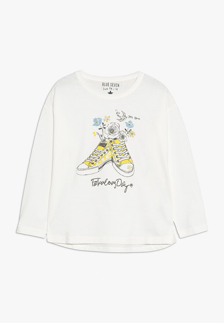 Blue Seven - Langærmede T-shirts - offwhite