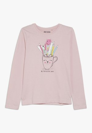 Langarmshirt - rosa