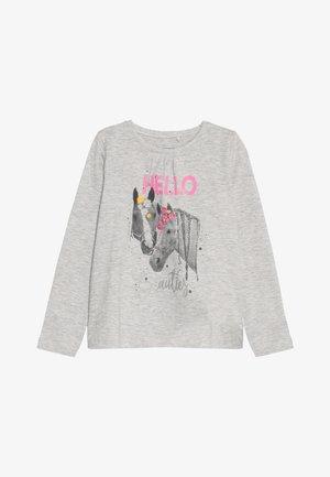 Långärmad tröja - nebel