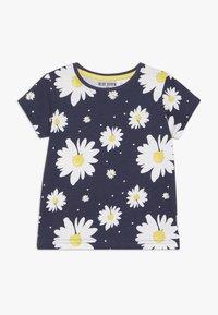Blue Seven - T-shirt med print - dunkel blau - 0