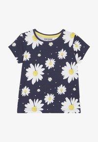 Blue Seven - T-shirt imprimé - dunkel blau - 2