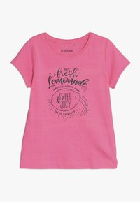 Blue Seven - T-shirt con stampa - neon pink - 0