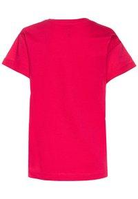 Blue Seven - Print T-shirt - hochrot - 1