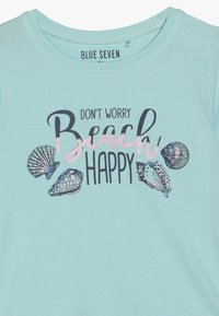 Blue Seven - Print T-shirt - sea - 3