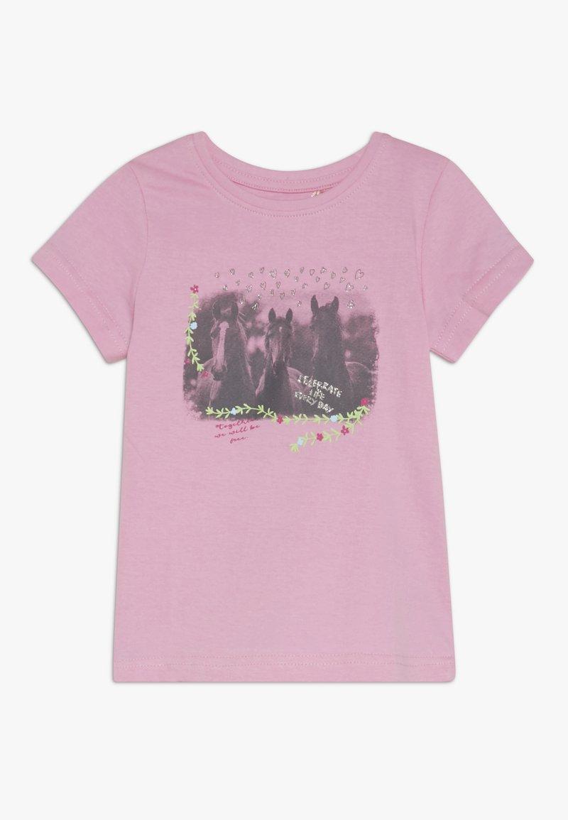 Blue Seven - T-shirt print - azalee
