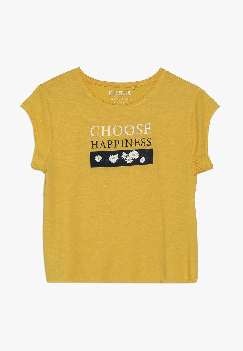 Blue Seven - T-shirt imprimé - dotter
