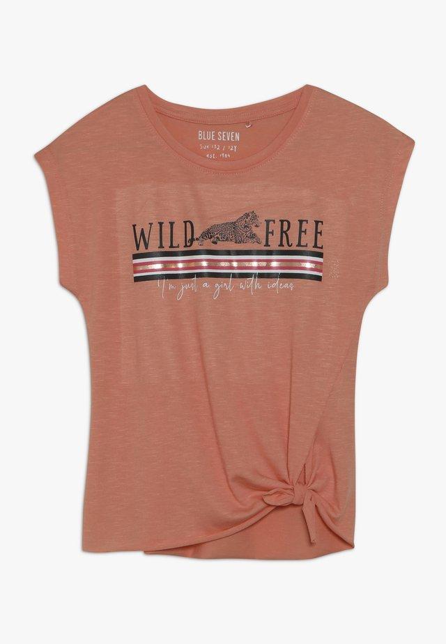 T-Shirt print - melone