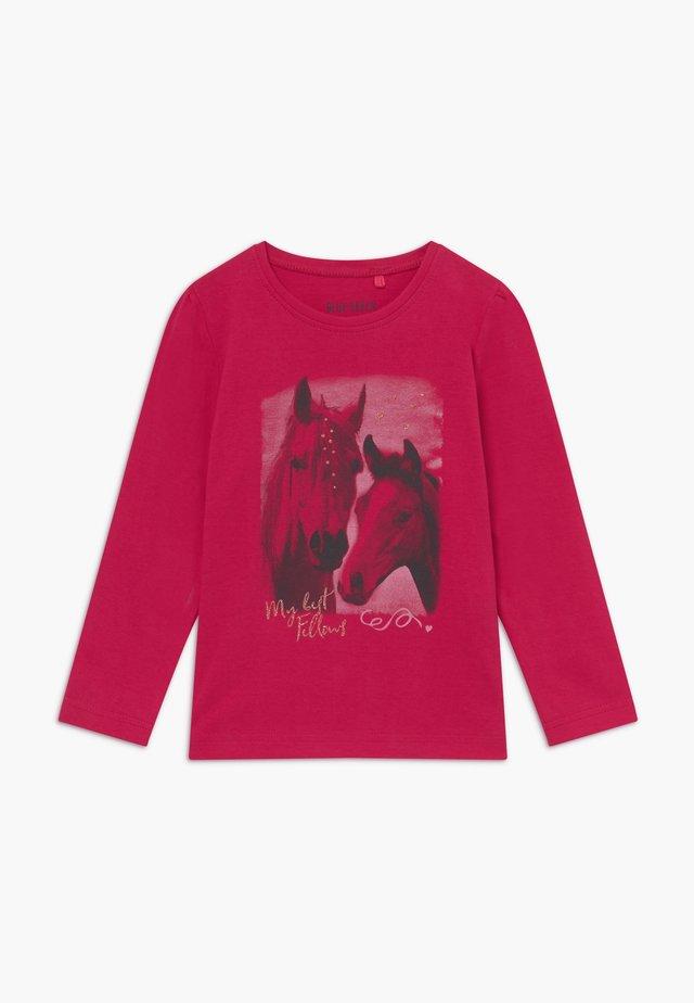 KIDS HORSE - Langarmshirt - magenta