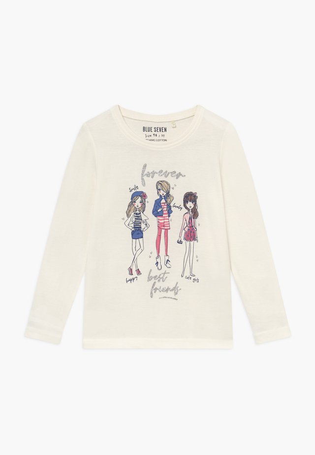 KIDS BEST FRIENDS  - Topper langermet - offwhite