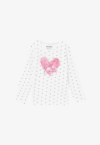 Blue Seven - KIDS SPOT - Long sleeved top - weiss - 2