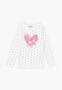 Blue Seven - KIDS SPOT - Long sleeved top - weiss - 0