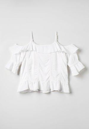CARMEN - Blouse - off white
