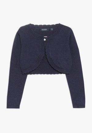 BOLERO - Strickjacke - nachtblau