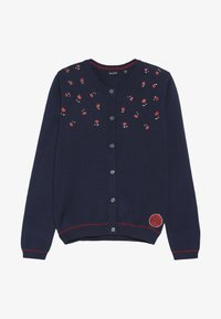 Blue Seven - Cardigan - dark blue - 3