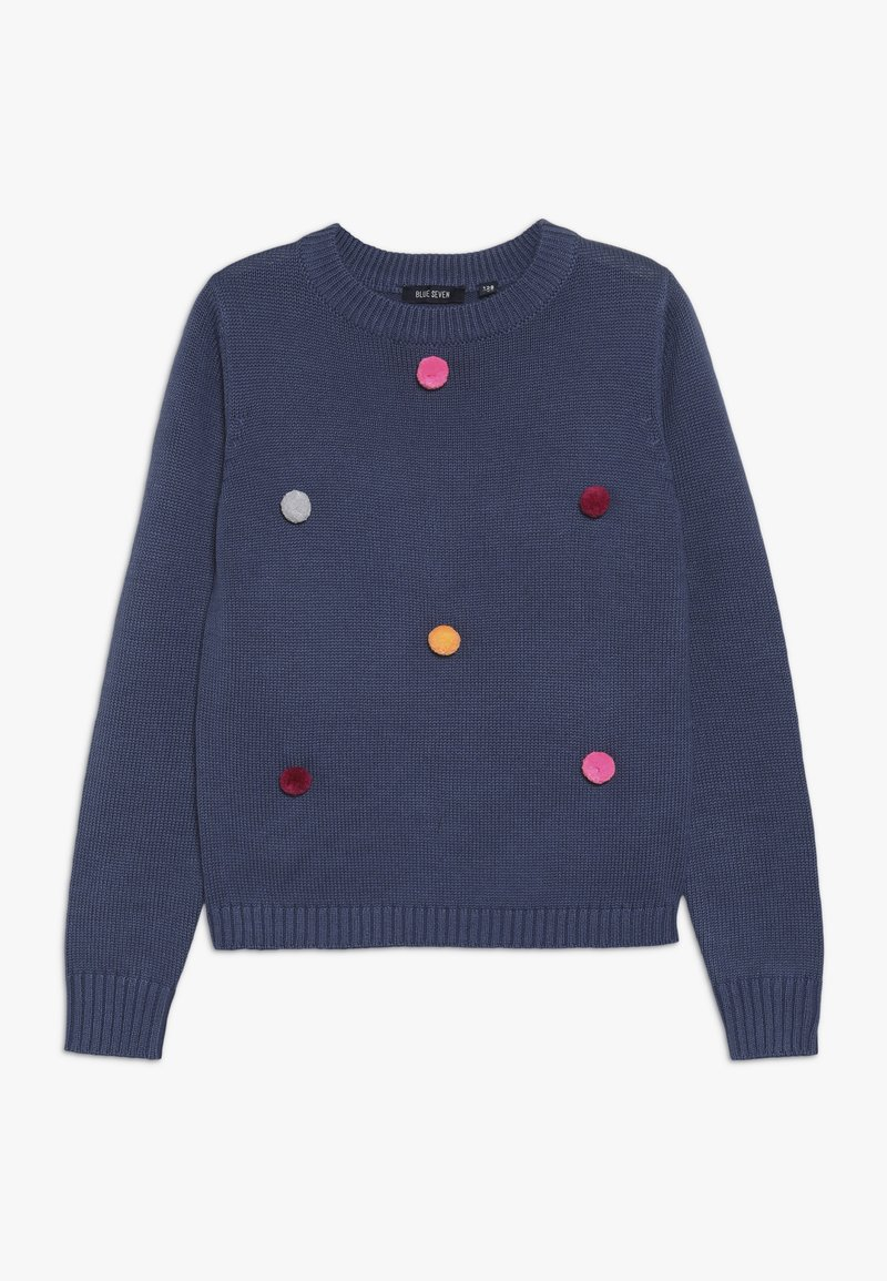 Blue Seven - Jumper - dark blue