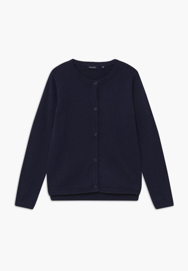 KIDS BASIC  - Cardigan - nachtblau