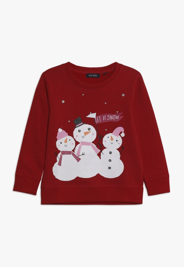 CHRISTMAS - Sweatshirt - fiery