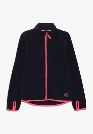 Fleece jacket - dunkelblau