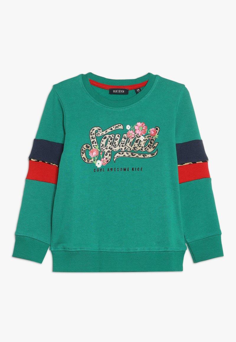 Blue Seven - Sweater - grün