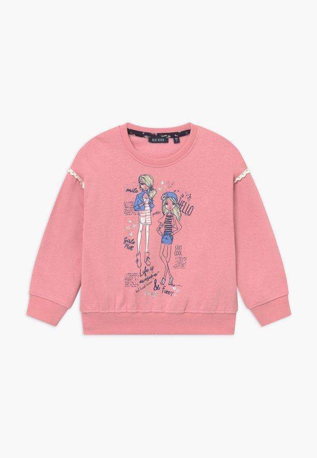 KIDS FASHION GIRL - Sweatshirt - mauve