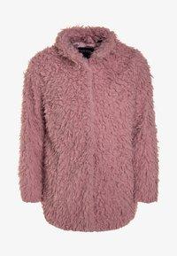 Blue Seven - LONG - Winter coat - rosa original - 0