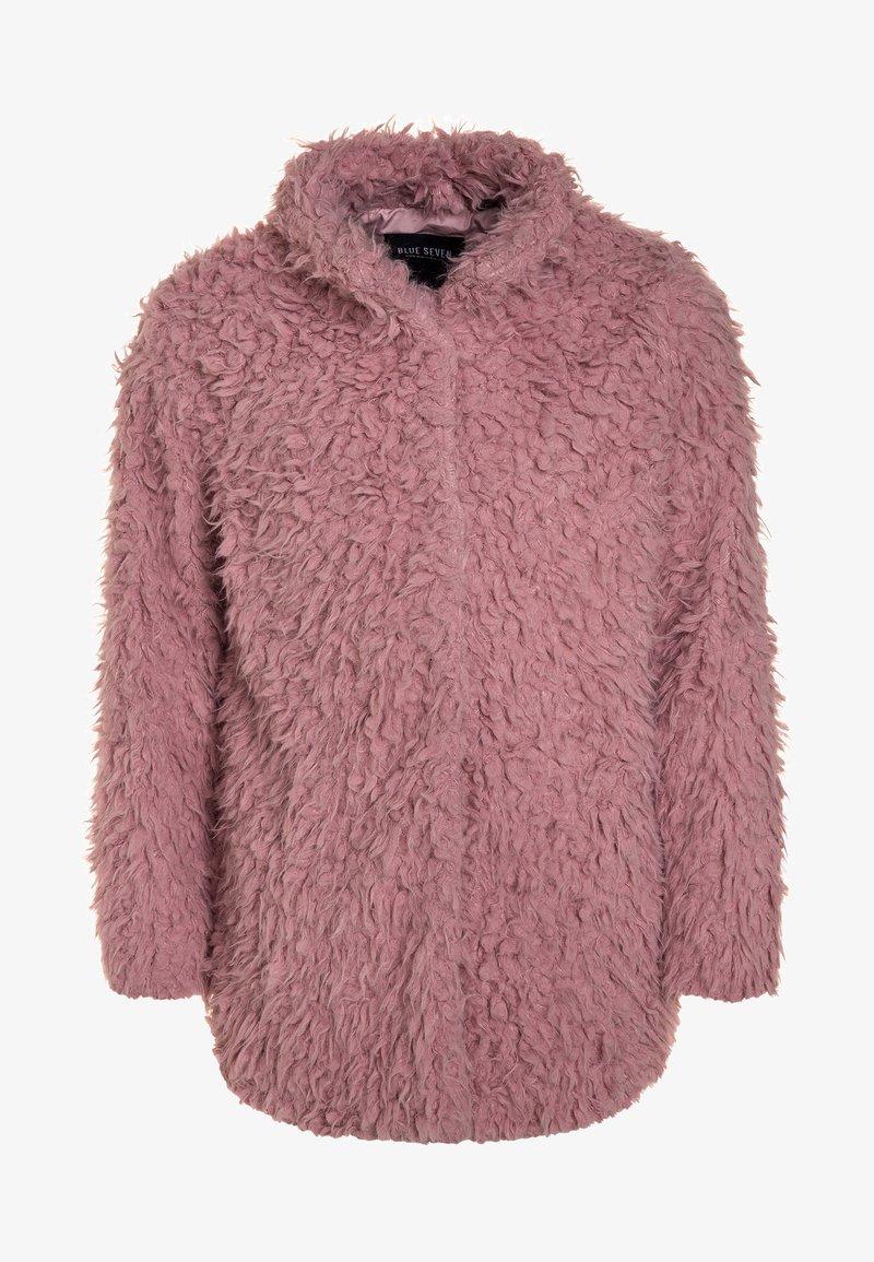 Blue Seven - LONG - Winter coat - rosa original