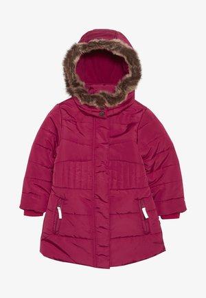 Abrigo de invierno - magenta