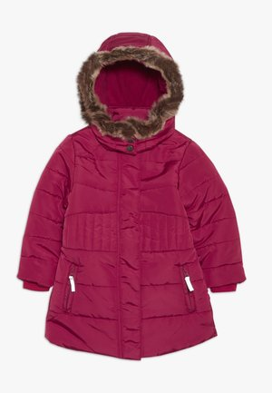 Winter coat - magenta