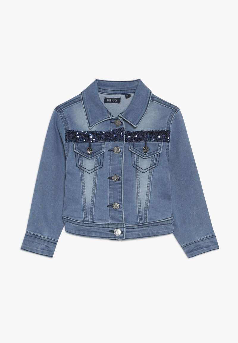 Blue Seven - Denim jacket - jeansblau