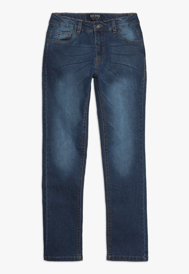 Blue Seven - Jean slim - dunkelblau