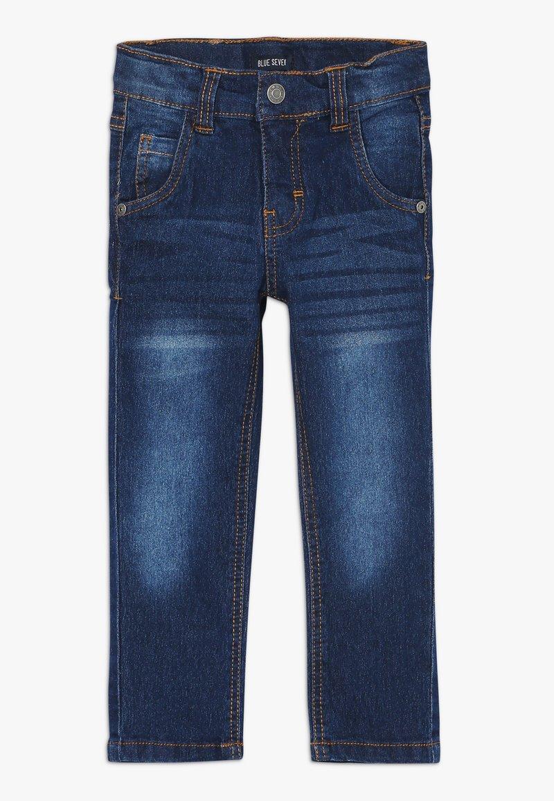 Blue Seven - Slim fit jeans - dunkel blau