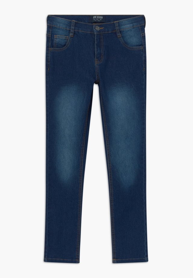 TEENS BASIC SLIM - Jeans Slim Fit - jeansblau