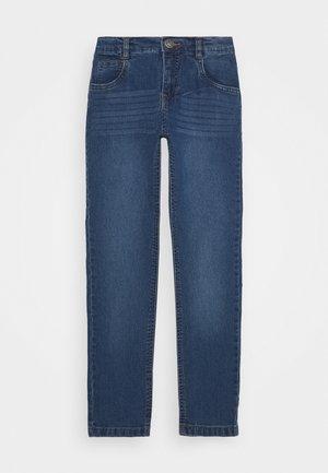 Straight leg jeans - jeansblau