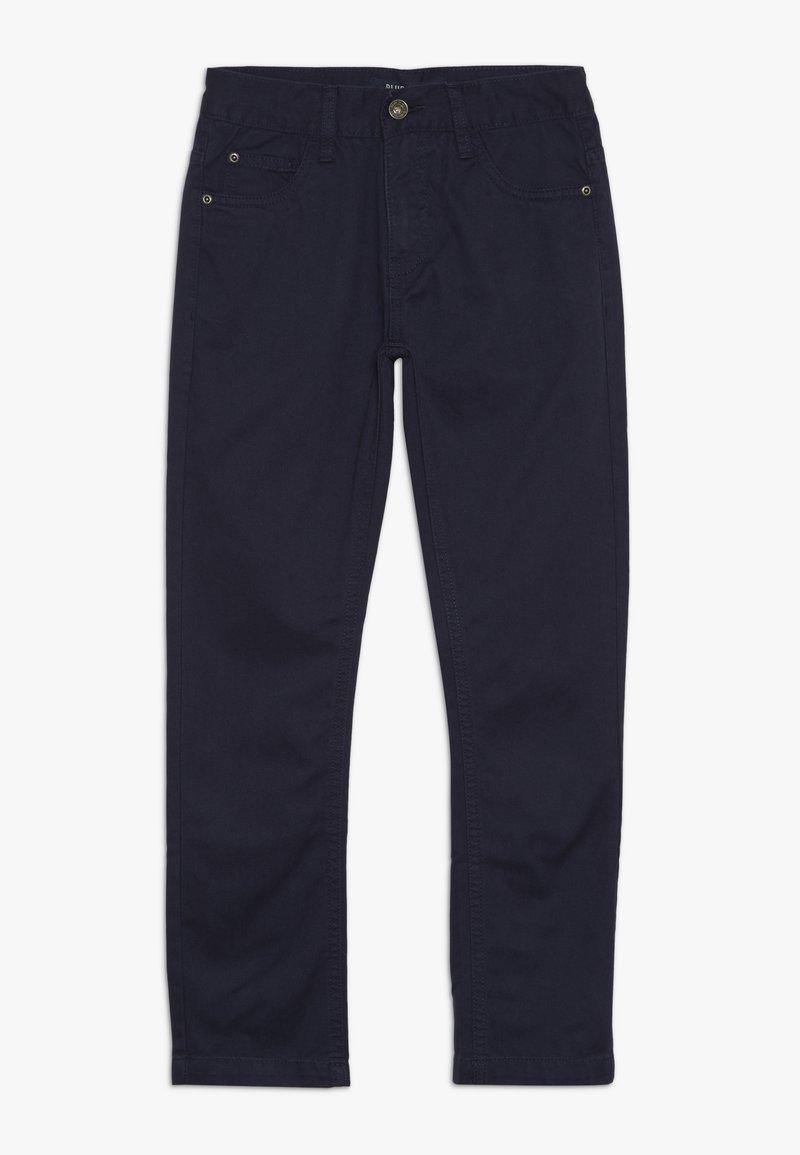 Blue Seven - Trousers - nachtblau