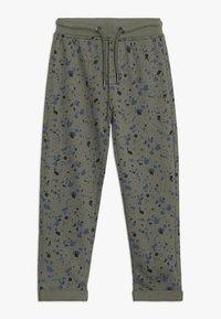 Blue Seven - Teplákové kalhoty - khaki - 0