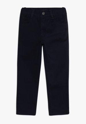 Kangashousut - nachtblau