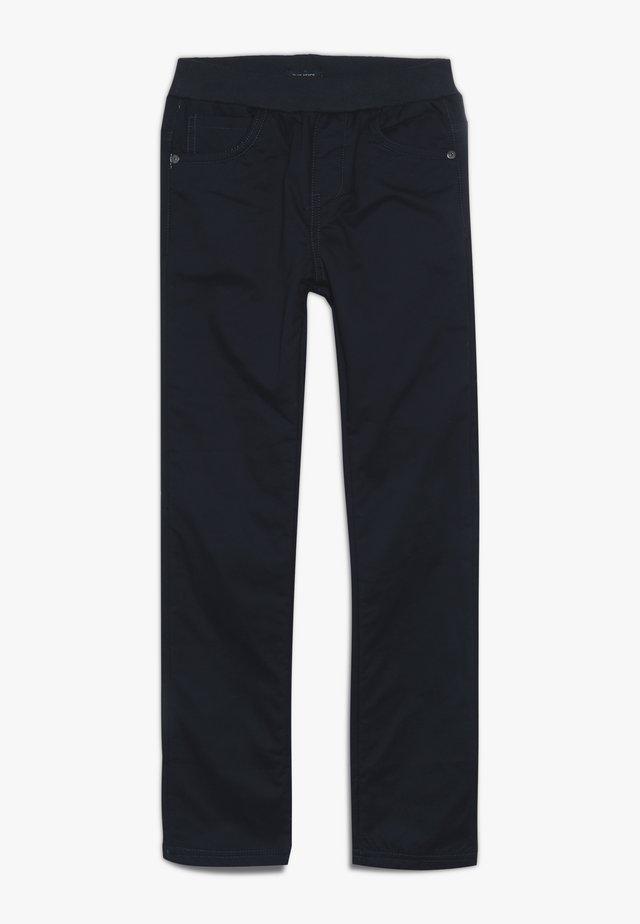 Stoffhose - nachtblau