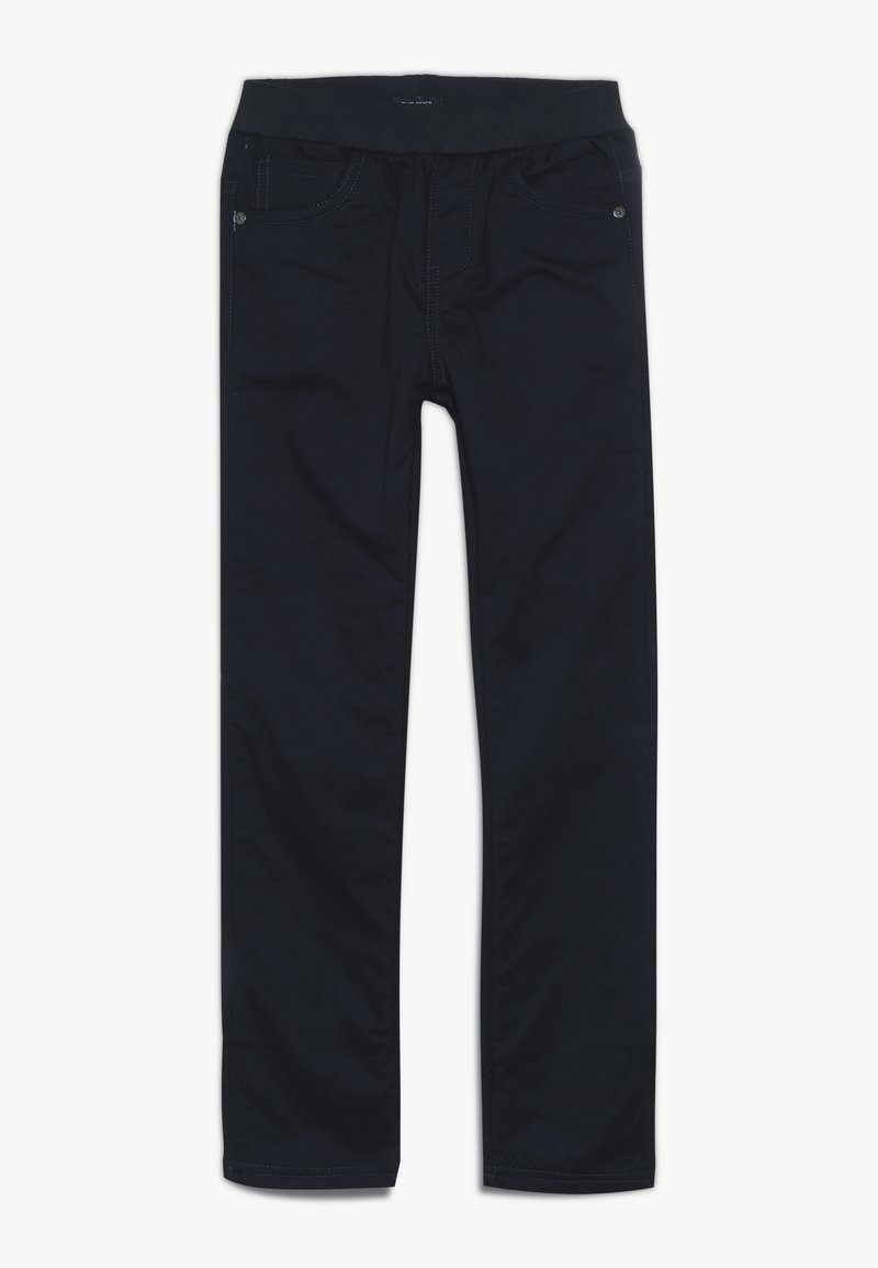 Blue Seven - Trousers - nachtblau