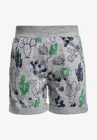 Blue Seven - MINI BABY - Shorts - nebel - 0