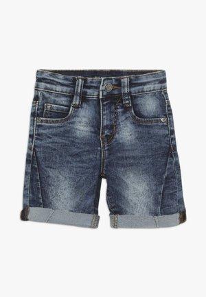 BERMUDA - Short en jean - jeansblau