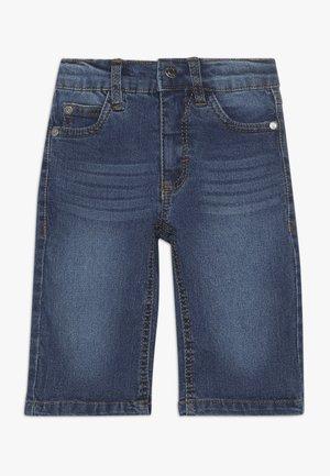 BERMUDA - Džínové kraťasy - jeansblau