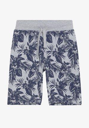BERMUDA - Shorts - mittel grau