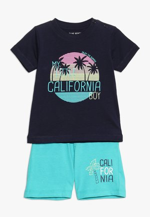 MINI BABY SET - Short - nachtblau